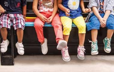 Лучшая детская обувь для разных сезонов