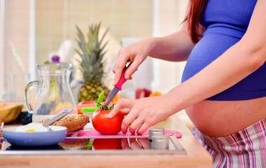 Основы здорового питания во время беременности