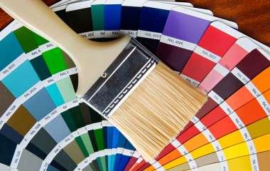 Как с помощью краски преобразить помещение до неузнаваемости