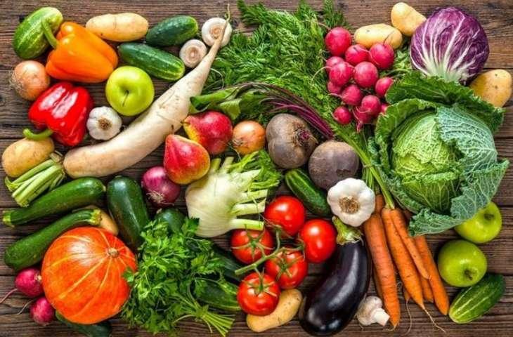 Диетолог посоветовала  в жару отдать предпочтение кашам и овощам