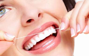 Секрет здоровых зубов – зубная нить