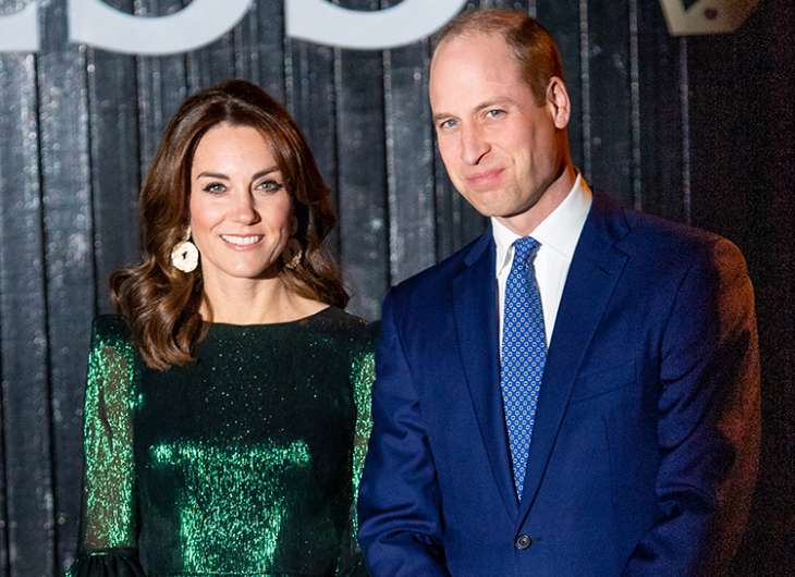 Принц Уильям организовал скромный сюрприз на день рождения Кейт Миддлтон