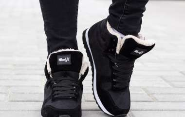 Можно ли носить зимние кроссовки осенью