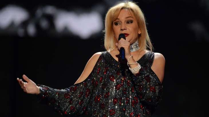 51-летнюю певицу Татьяну Буланову не узнать без макияжа