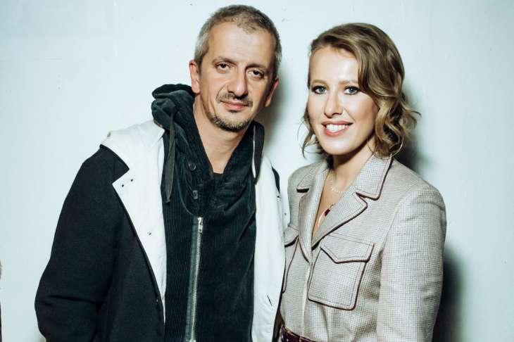 Константин Богомолов рассказал, как он влияет на Ксению Собчак