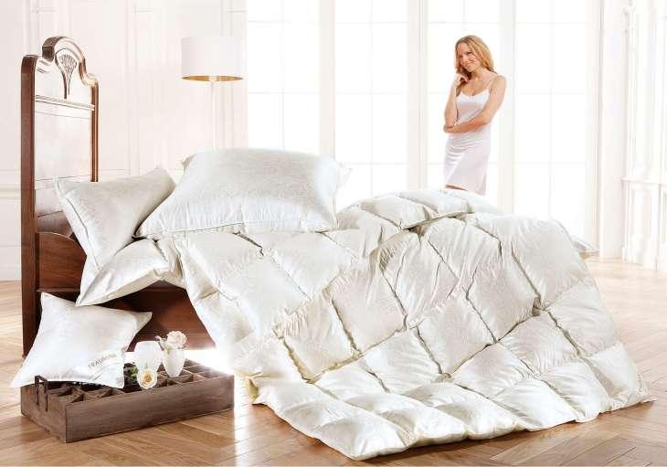 Все, что нужно знать о пуховых одеялах