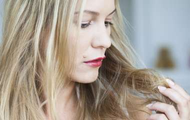 Домашние маски против посеченности волос