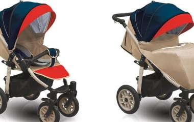 Выбираем коляску для новорожденного в интернет-магазине
