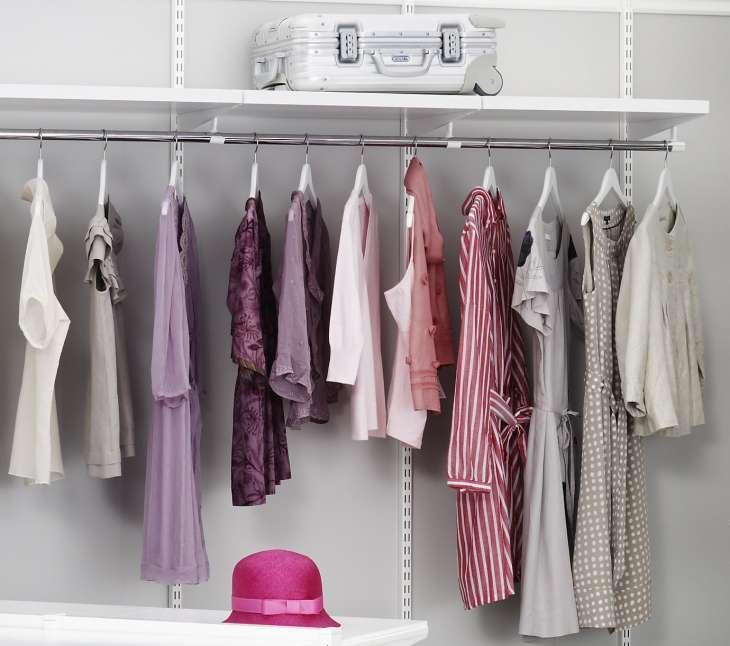 Избавляемся от лишнего: три важных вопроса при разборе гардероба