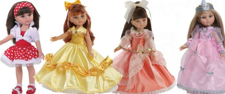 Куклы чудесные игрушки с богатой историей