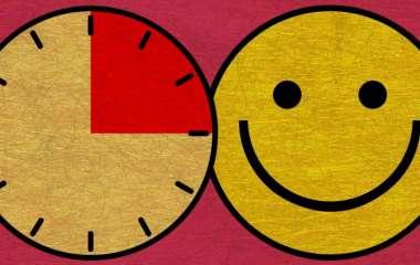 Как стать счастливее за 15 минут