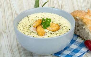 3 вкусных рецепта сливочных супов