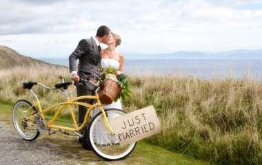 Оригинальные идеи для летней свадьбы