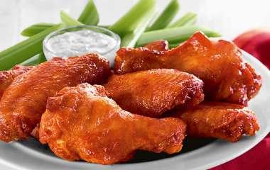 Рецепты сочных и аппетитных куриных крылышек