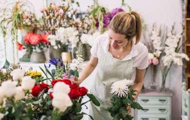 Секреты флористов: как выбрать свежий букет?