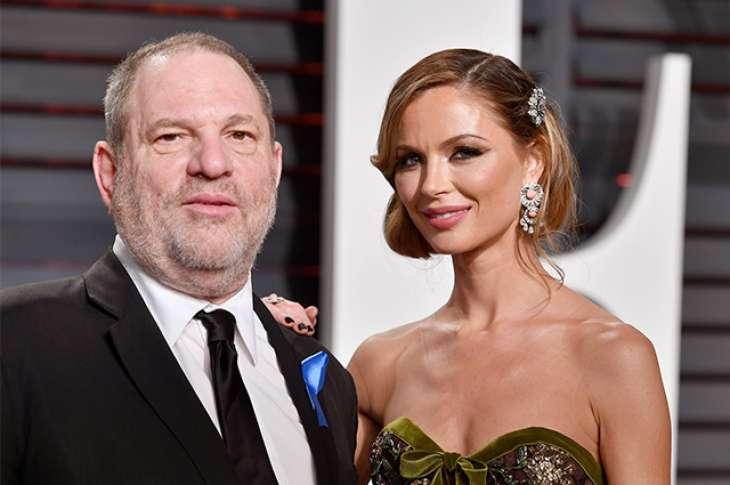 Харви Вайнштейн и Джорджина Чапман официально оформили развод