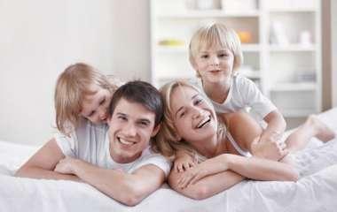 Психология семьи. Семейная жизнь с детьми