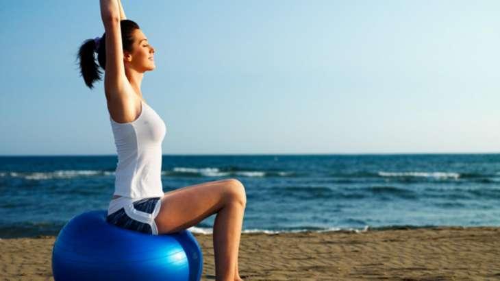 Упражнения для красивой спины и ровной осанки