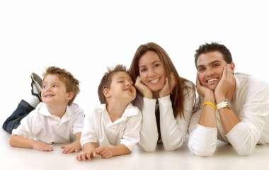 Семейные узы: 5 способов укрепить связь с ребенком