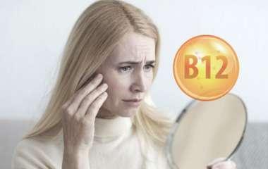Ранним признаком дефицита витамина B12 назвали необычное состояние кожи