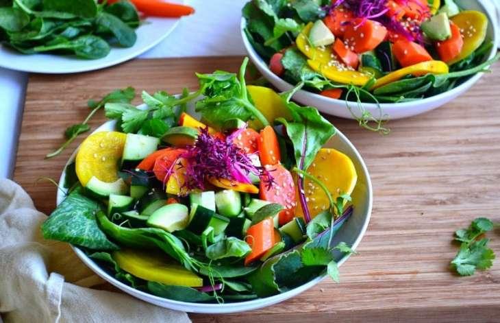 Следи за питанием! 10 самых полезных продуктов весны