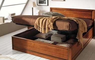 Хранение вещей под кроватью: идеи и запреты
