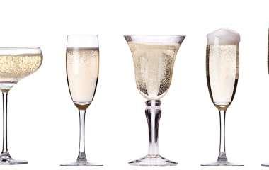 Флейта, тюльпан и чаша: ALCOMAG о выборе бокалов для шампанского