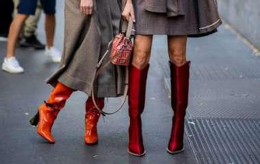 Какую обувь мы будем носить осенью 2021 года