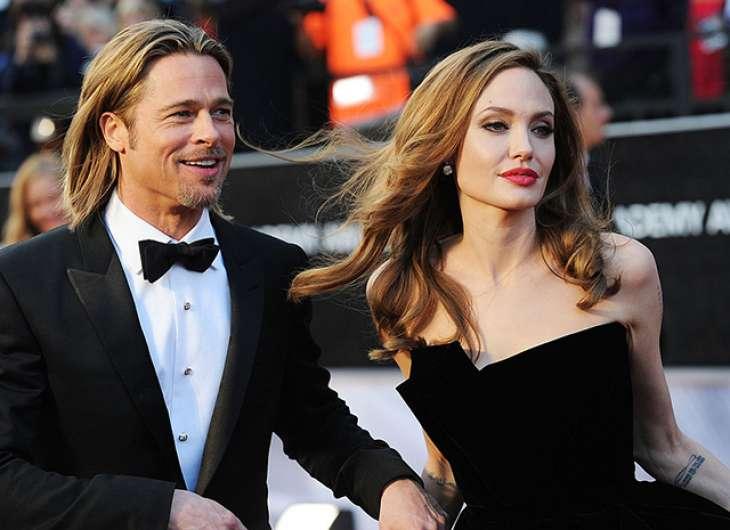 3 страха, разрушивших отношения Анджелины Джоли и Брэда Питта