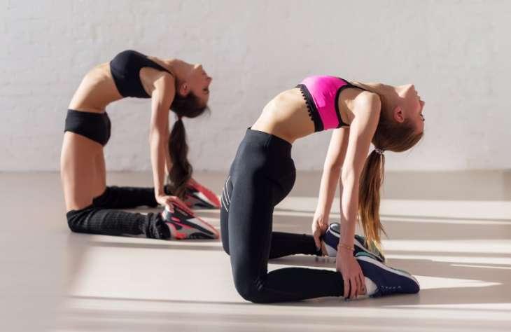 Стретчинг: растяжка против лишнего веса