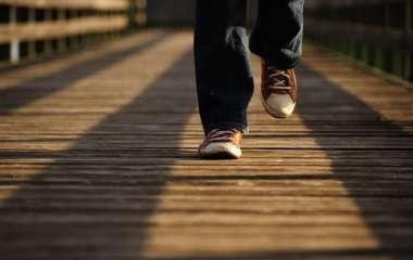 Получасовые прогулки защищают от смерти