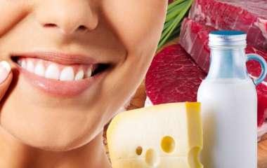 Против кариеса: полезные для зубов продукты перечислила дантист