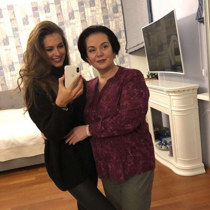 Мама Ольги Бузовой высказалась о болезни дочери