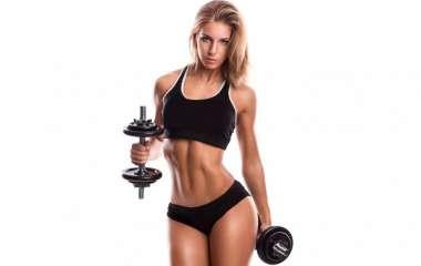 Комплекс лучших упражнений для красивых и подтянутых рук