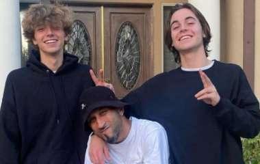 В Сети появились фото взрослых сыновей Бритни Спирс: их опубликовал друг Кевина Федерлайна
