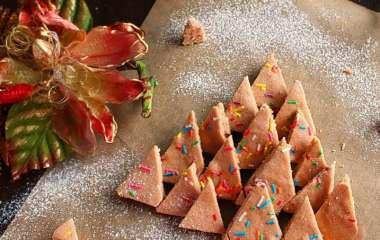 Новогодние сладости: рецепты приготовления имбирного печенья