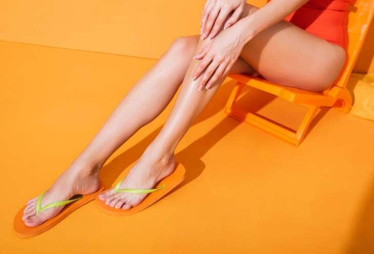 Сосудистые звездочки на ногах: симптомы и лечение