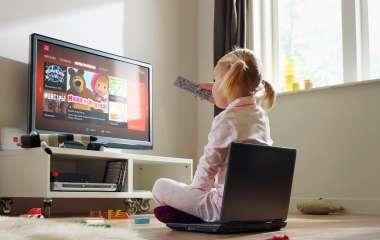 Дети и телевизор. Взвешиваем аргументы «за» и «против»