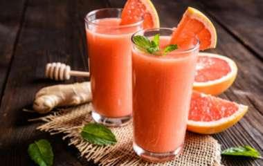Эликсир из грейпфрута и меда поможет похудеть и укрепит здоровье