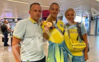 Олимпийская призерка Дарья Белодед планирует взять паузу после возвращения в Украину