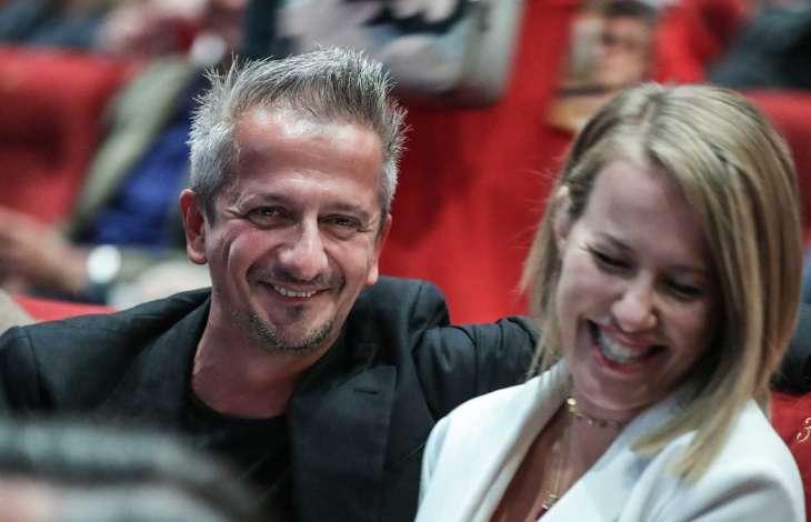 Ксения Собчак и Константин Богомолов с юмором подошли к организации своей свадьбы