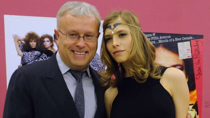 Елена Перминова трогательно поздравила возлюбленного Александра Лебедева с днем рождения