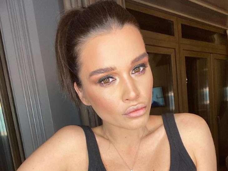 Когда забыла наложить фильтры: Ксения Бородина в своем и чужом Instagram