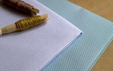 Канва - лучшая ткань для рукоделия