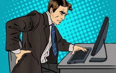 Как позаботиться о здоровой спине в офисе: рекомендации эксперта