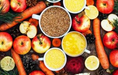 Осеннее питание: какие витамины необходимы в холодное время года и в каких продуктах они содержатся?