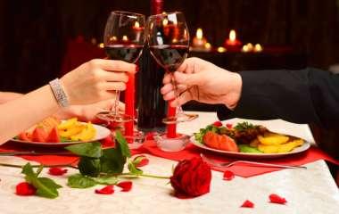 Где провести романтический ужин в Киеве?