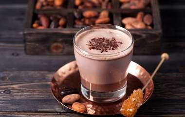 Варианты приготовления какао для осенних вечеров под пледом