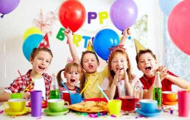 Как необычно отпраздновать день рождения ребенка в Днепре