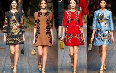 Модные женские платья: каким фасонам отдать предпочтение